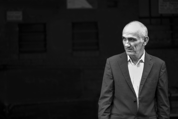 Paul Kelly 2017 [B-W]