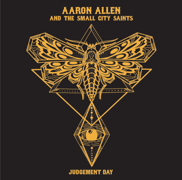 Aaron Allen-Judgement Day COVER