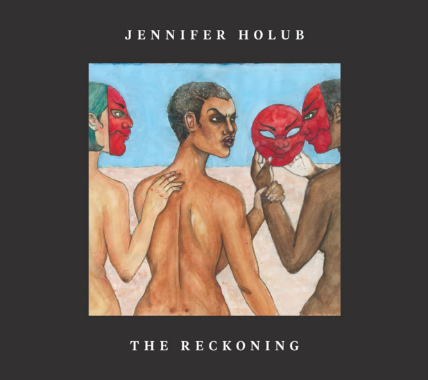 Jennifer Holub-The Reckoning [2018] COVER