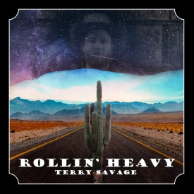 Terry Savage-Rolling Heavy [2019] COVER