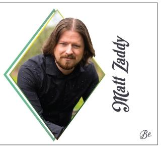 Matt Zaddy-Be [2019] COVER